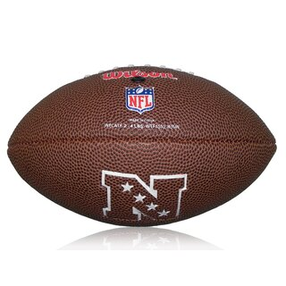 Wilson NFL Mini Greenbay Packers Logo Football