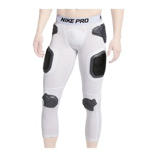 Nike Pro Hyperstrong 3/4 Team Tight American Football 7 Pad Unterhose
