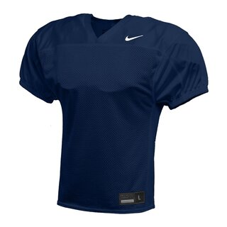 Nike Stock Recruit Practice Football Jersey - navy Gr. S