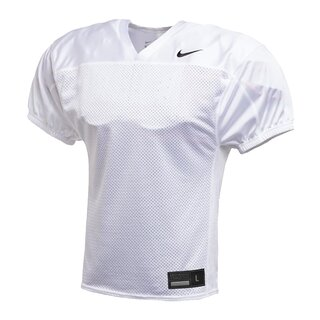 Nike Stock Recruit Practice Football Jersey - weiß Gr. XL