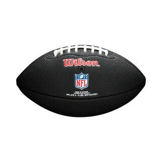 Wilson NFL Cleveland Browns Logo Mini Football schwarz