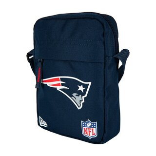 New Era NFL Side Bag New England Patriots, Umhängetasche navy