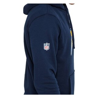 New Era NFL Team Logo Hood Los Angeles Chargers navy
