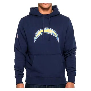 New Era NFL Team Logo Hood Los Angeles Chargers navy - Gr. S
