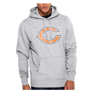 New Era NFL Team Logo Hood Chicago Bears grau - Gr. S