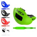 Shock Doctor Max AirFlow 2.0 Color matt Mundstück mit...