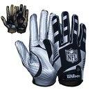 Wilson NFL Stretch Fit American Football Receiver Gloves