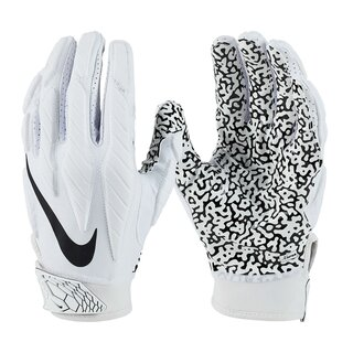 Nike Superbad 5.0 Design 2019 American Football Handschuhe - weiß Gr. 3XL