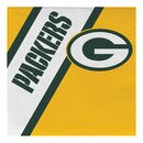 NFL Green Bay Packers Paper Napkins 20 Pack