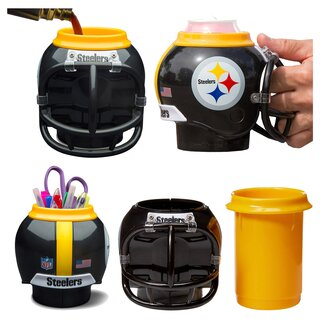NFL Pittsburgh Steelers Pappbecher 20er Pack, 9,90 €