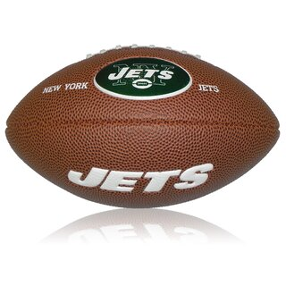 Wilson NFL Mini New York Jets Logo Football