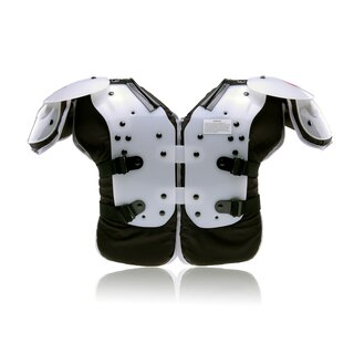 Full Force Wear American Football Ares Youth Multi Position LB/RB/OL/DL Shoulderpad