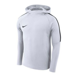Nike Dri-Fit Academy 18 Trainings-Hoodie - weiß Gr. 2XL