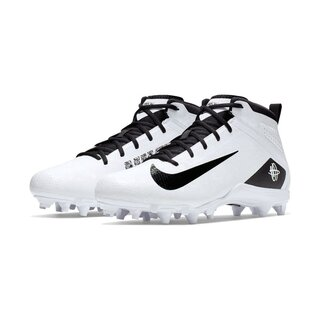 Nike Alpha Huarache 7 Varsity American Footballschuhe - weiß Gr. 9 US