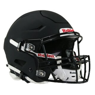 Riddell Speedflex Diamond PAINTED - ultra flat black Gr. 6 3/4 - 7