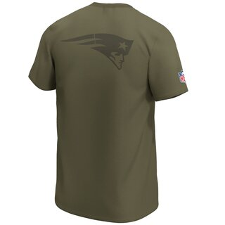Fanatics NFL New England Patriots Logo T-Shirt