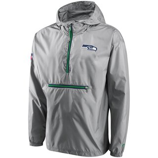 Fanatics NFL Seattle Seahawks lightweight Logo Jacket Windbreaker