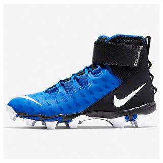 Nike Force Savage 2 Shark Hi All Terrain Footballschuhe - royal Gr. 9.5 US