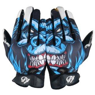 Prostyle Gorilla American Football Receiver Handschuhe - Gr. YM